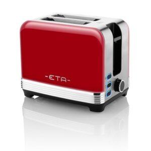 Тостер ETA Storio 916690030 red